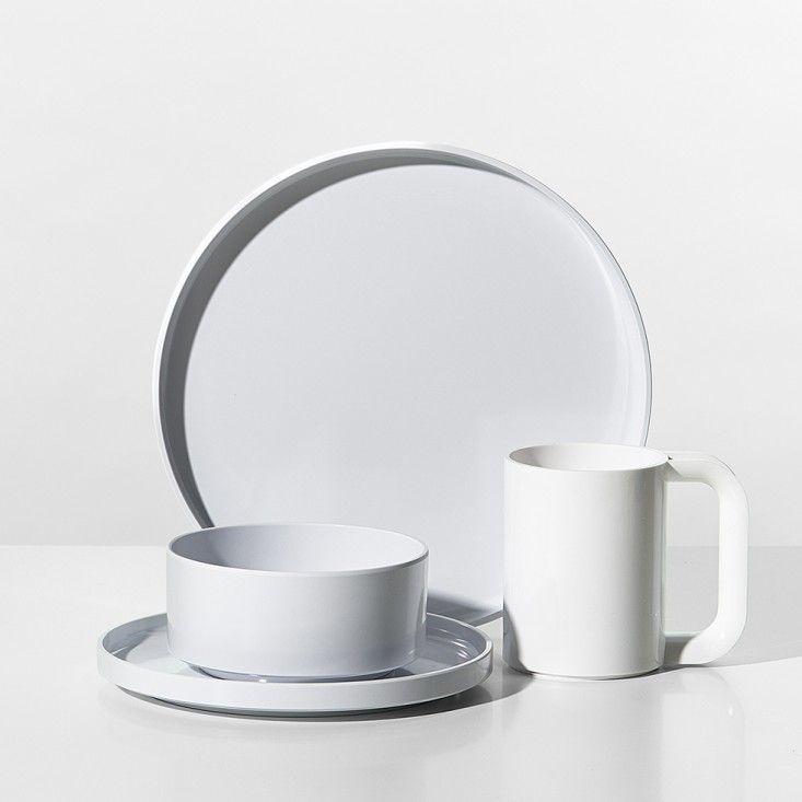 Object Lessons Heller Dinnerware by Massimo Vignelli. Melamine Dinnerware SetsWhite DinnerwareModern ... & Object Lessons: Heller Dinnerware by Massimo Vignelli   Dinnerware ...