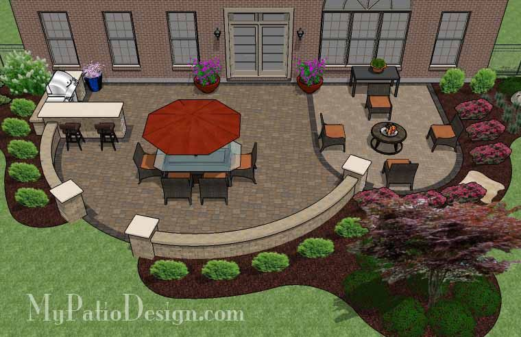patio design plans outdoor patio ideas cool outdoor patio ideascool outdoor patio ideascool backyard landscaping would - Designing A Patio Layout