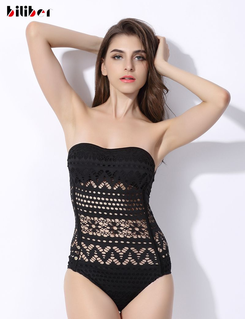 2015 Swimsuit Cheap Una Traje De Pieza Cut Baño Monokini Out Sola n0wO8kPX