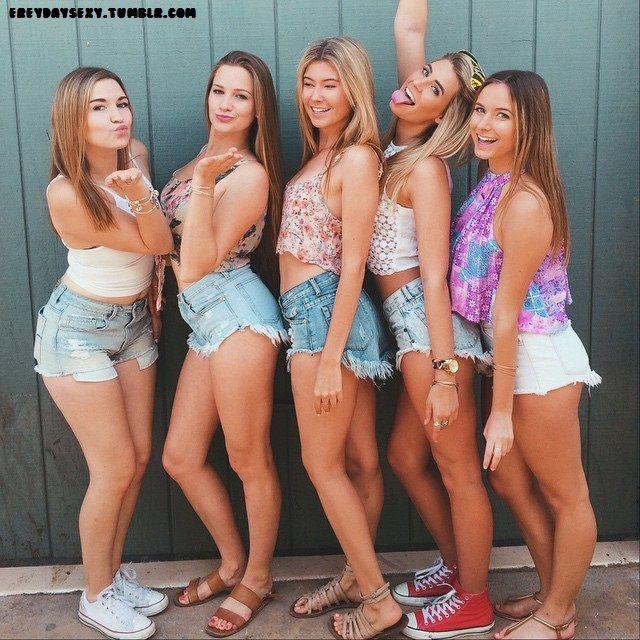 Sexy College Girls Ereydaysexy Tumblr Com Post