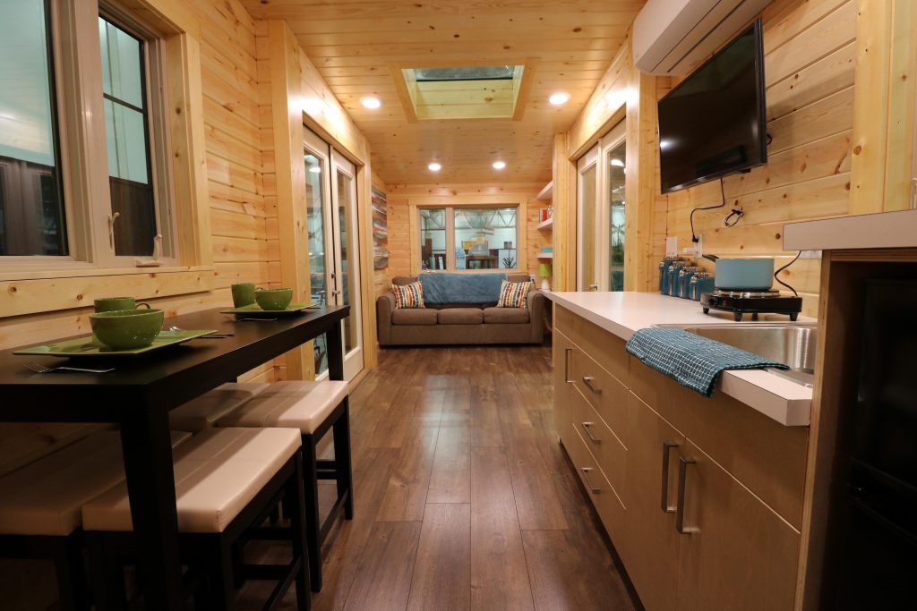 Tiny House Travel Trailer RVIA Certified Warranty
