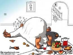 Funny Pictures Jokes And Gifs Animations Condition After Iftar Dont Eat Too Much Funny Rama