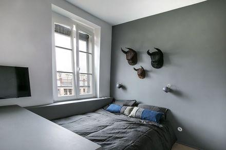 Superbe studio meublé de 30 m2, situé Rue du Bois de Boulogne à