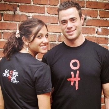 Global Orphan Project t-shirt