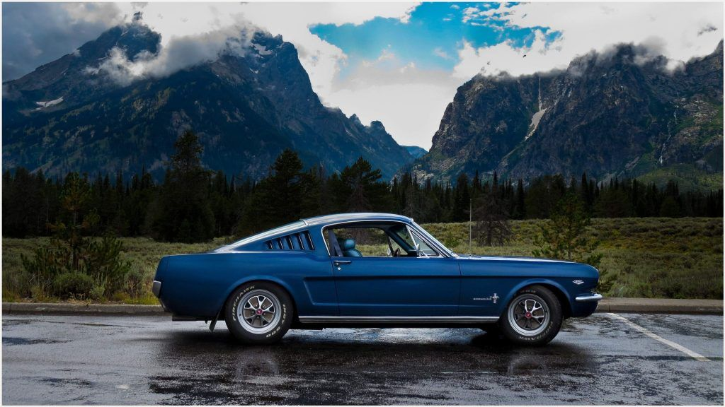Ford Mustang 1966 4k Wallpaper Ford Mustang 1966 4k Wallpaper