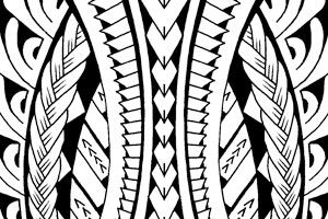 Samoan Tribal Tattoo Designs Tatuagem Maori Maori Tatuagens Tribais