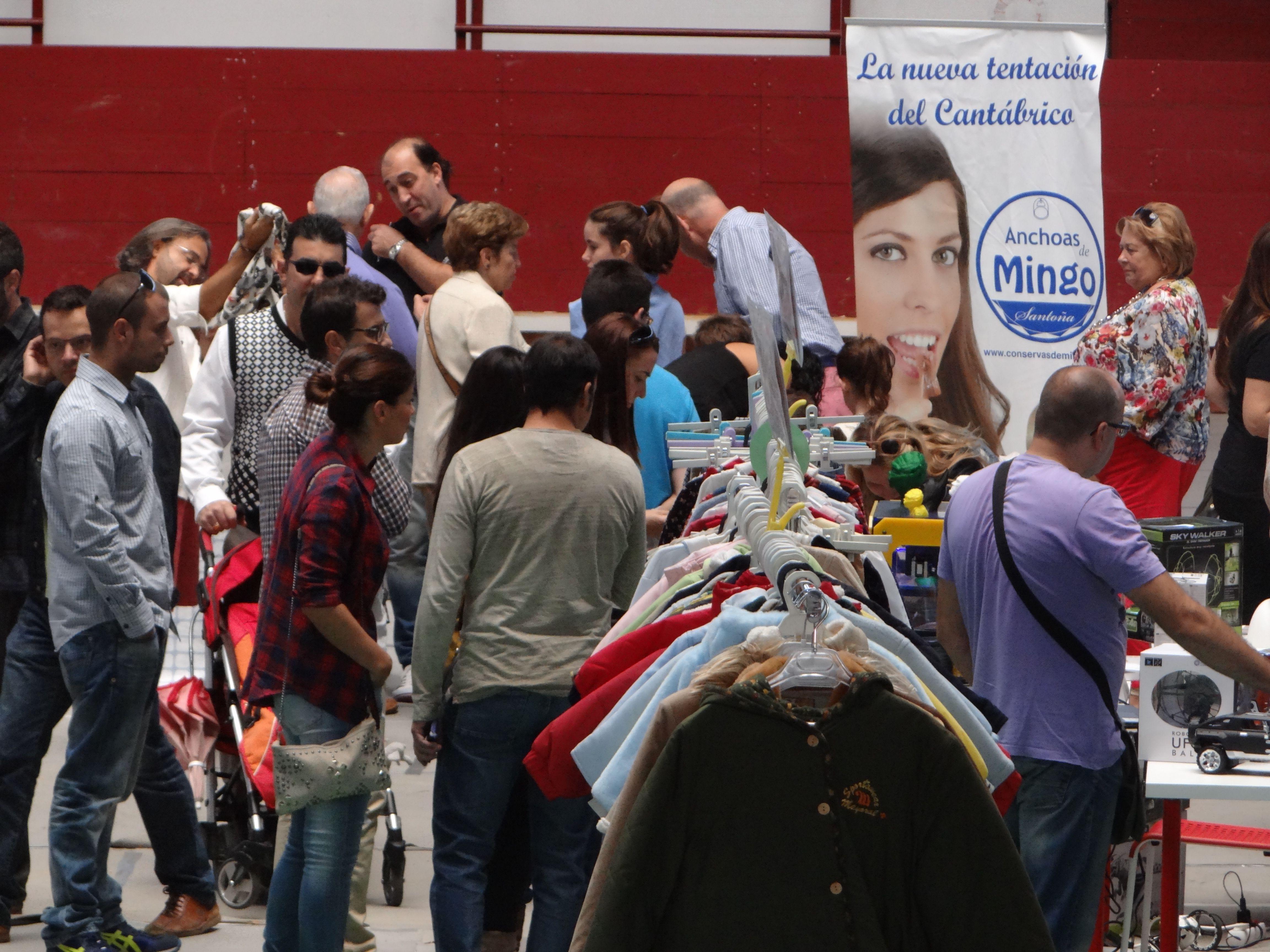 El Mercado de Arroyo siempre tiene su público!! Gracias!!