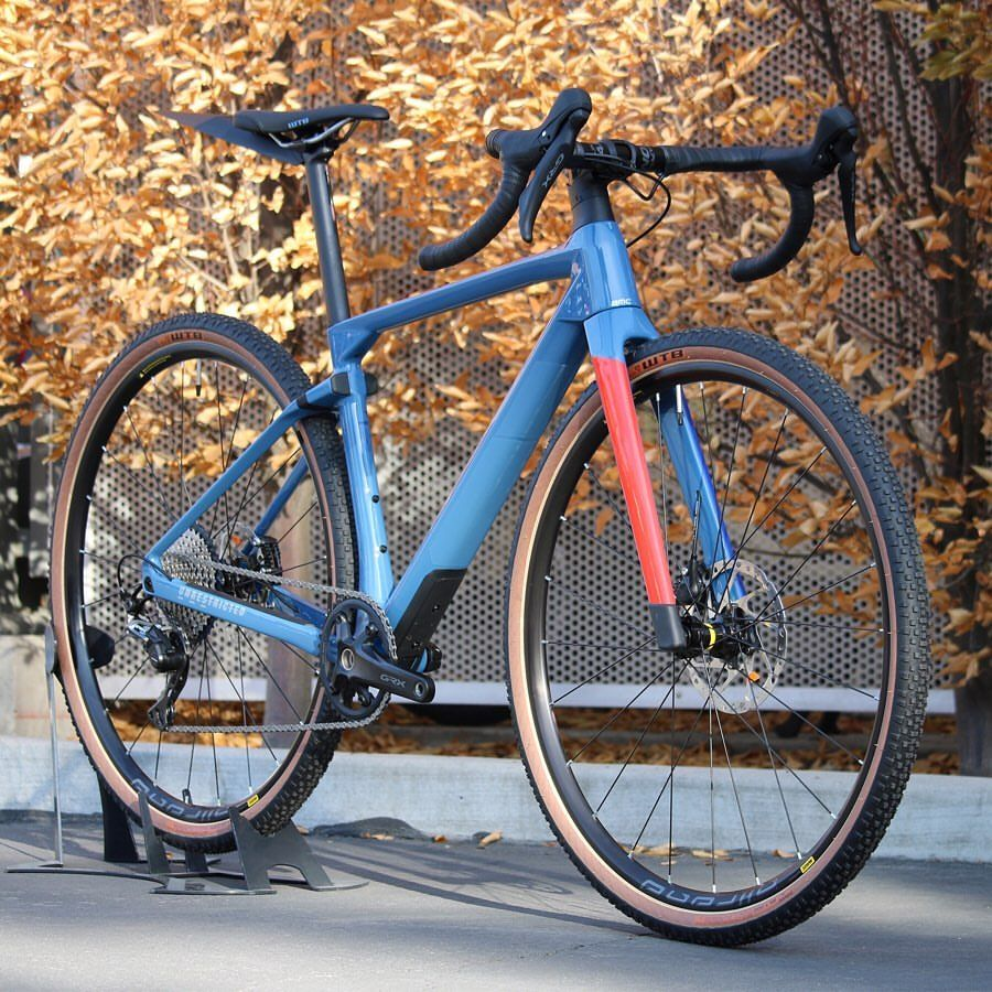 Most Gravel Bikes Approach Design And Inspiration With A Road Bike