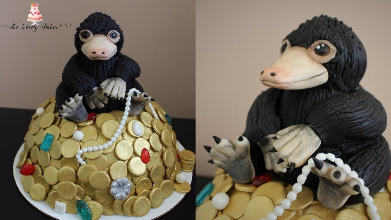 how to make a niffler cake
