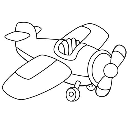 Coloriage Avion A Imprimer.Avion Dessin Recherche Google Dessin Coloriage Avion