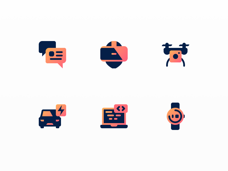 Innova Best Icons Icon Design Illustration Design