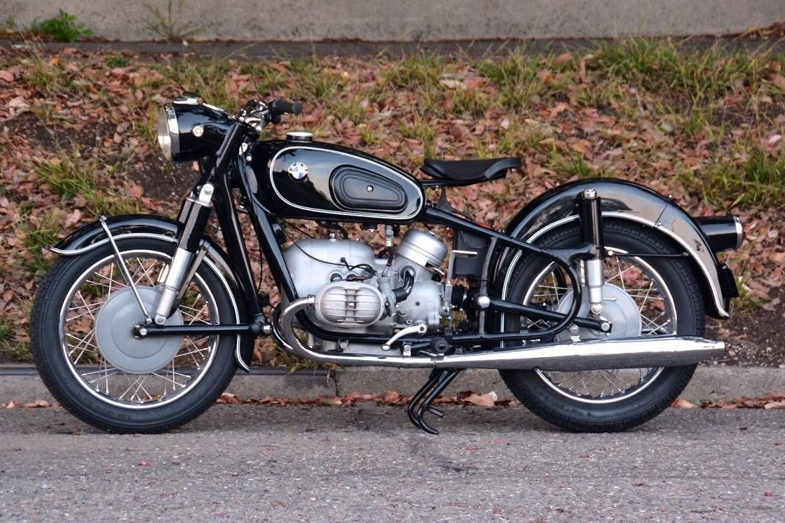 1962 Bmw R60 2 For Sale 2103180 Hemmings Motor News Moto