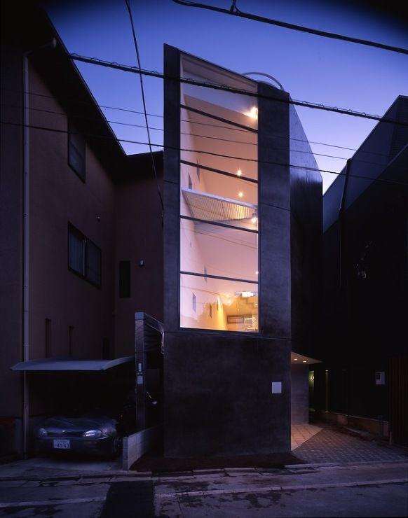 建築家 宮原輝夫 『House Uc』 https://www.kenchikukenken.co.jp ...