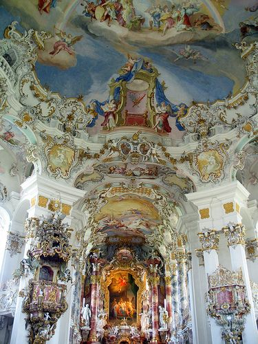 Wieskirche Church, Germany