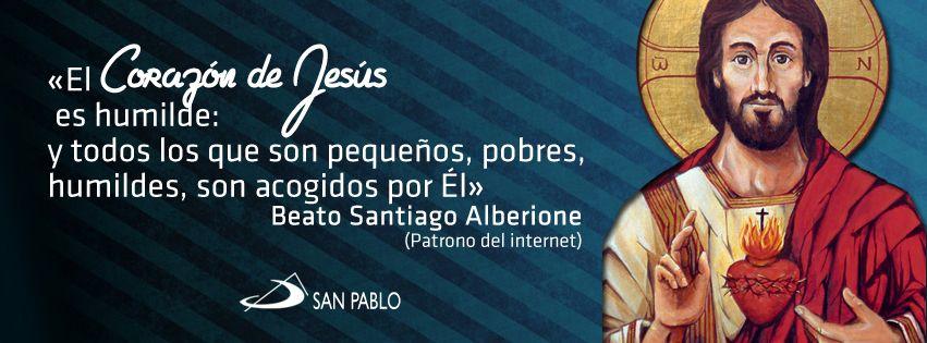 Sagrado corazón de Jesús, ¡en vos confío! Visita nuestro blog, encontrarás historias, reflexiones y mucho más...