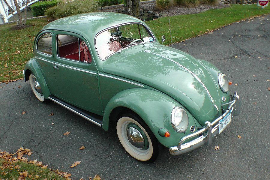 closed august vw beetle auctions front restomod for listing on sale bat