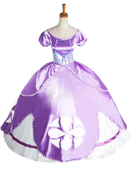 Sofia the First Dress,Sofia the First Costume For Adult | Baby ...