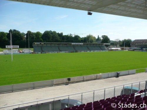 Stade Marcel Verchere Bourg En Bresse Avec Images Stade