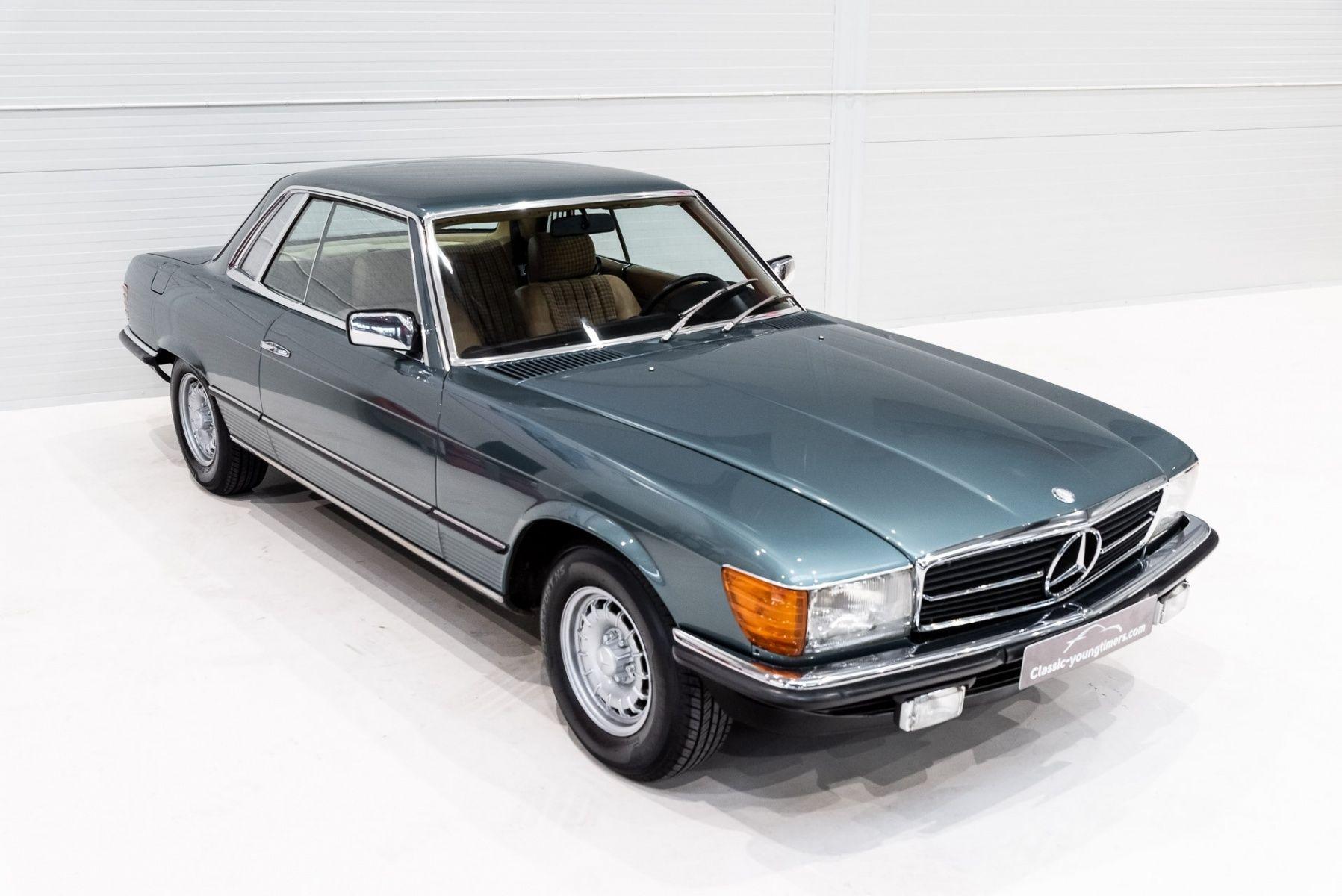 1981 Mercedes Benz Slc 280 Slc Coupe C107 Classic Driver