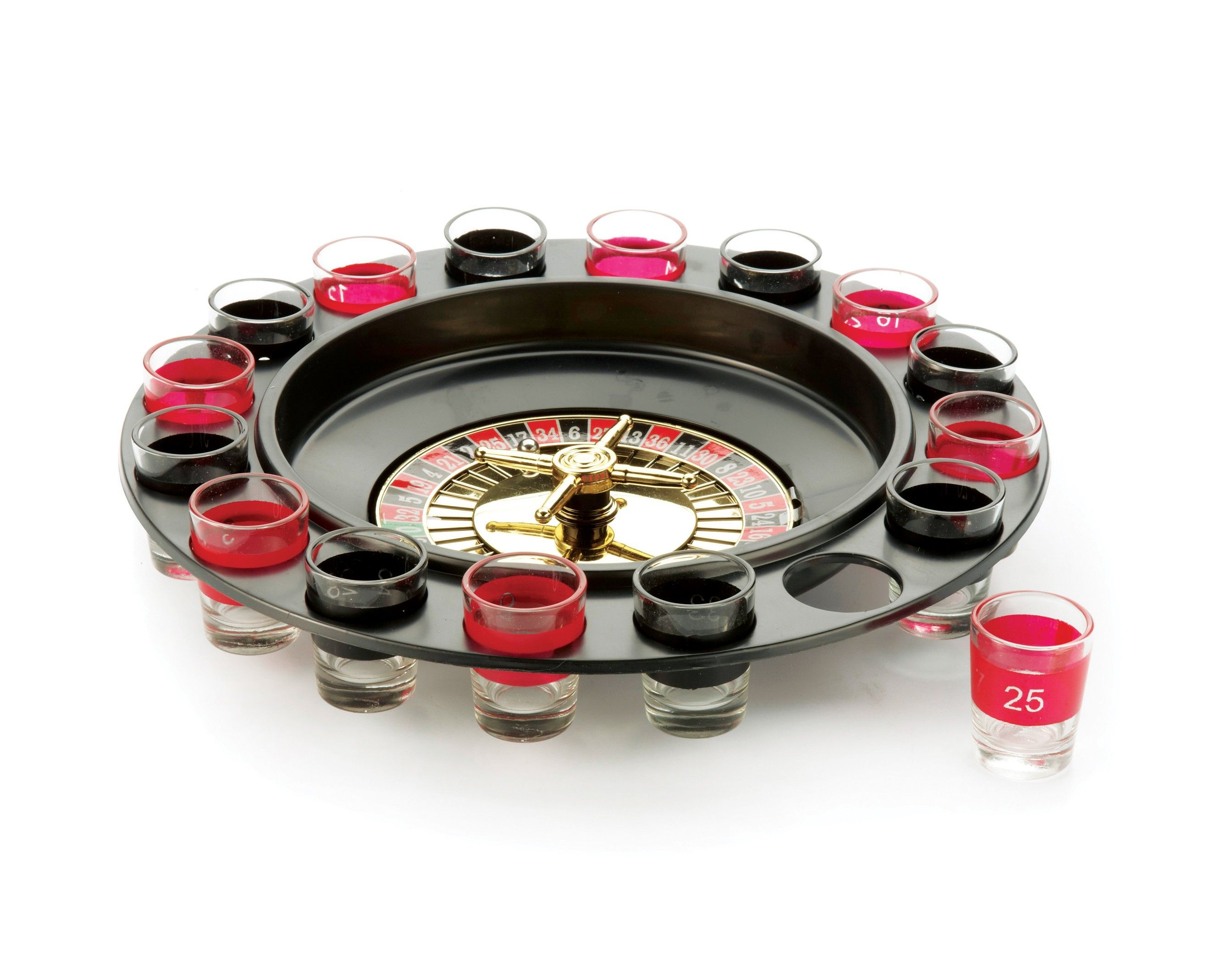 Drinking Roulette Game Home Decor Stokes Inc. Canada's