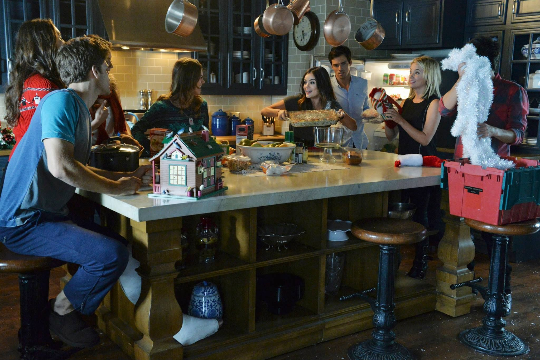 Dont miss the pllchristmas special tuesday december 9