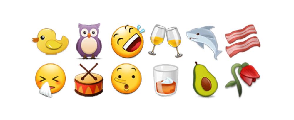 First Look Samsung Unicode 9 Emoji Support Emoji Supportive Emoji Update