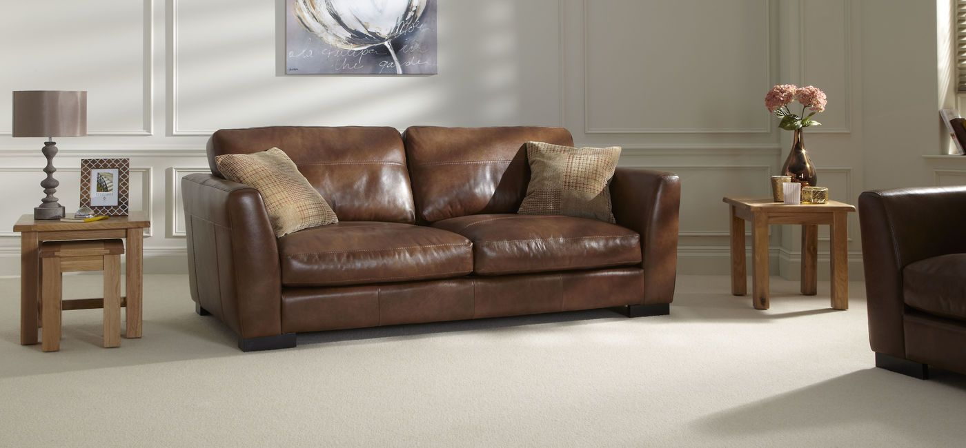 Outstanding Sisi Italia Parma 3 Seater Leather Sofa Scs Sofa Sofa Dailytribune Chair Design For Home Dailytribuneorg