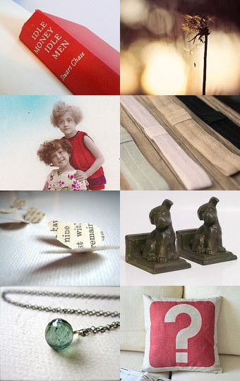 """My Dorothy Parker """"Inventory"""" New Years 2013 Etsy Treasury for the Vestiest Team Challenge.--Pinned with TreasuryPin.com"""