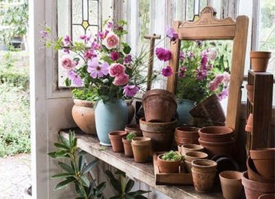"Potting Rooms Are the New ""She Sheds"" - PureWow"