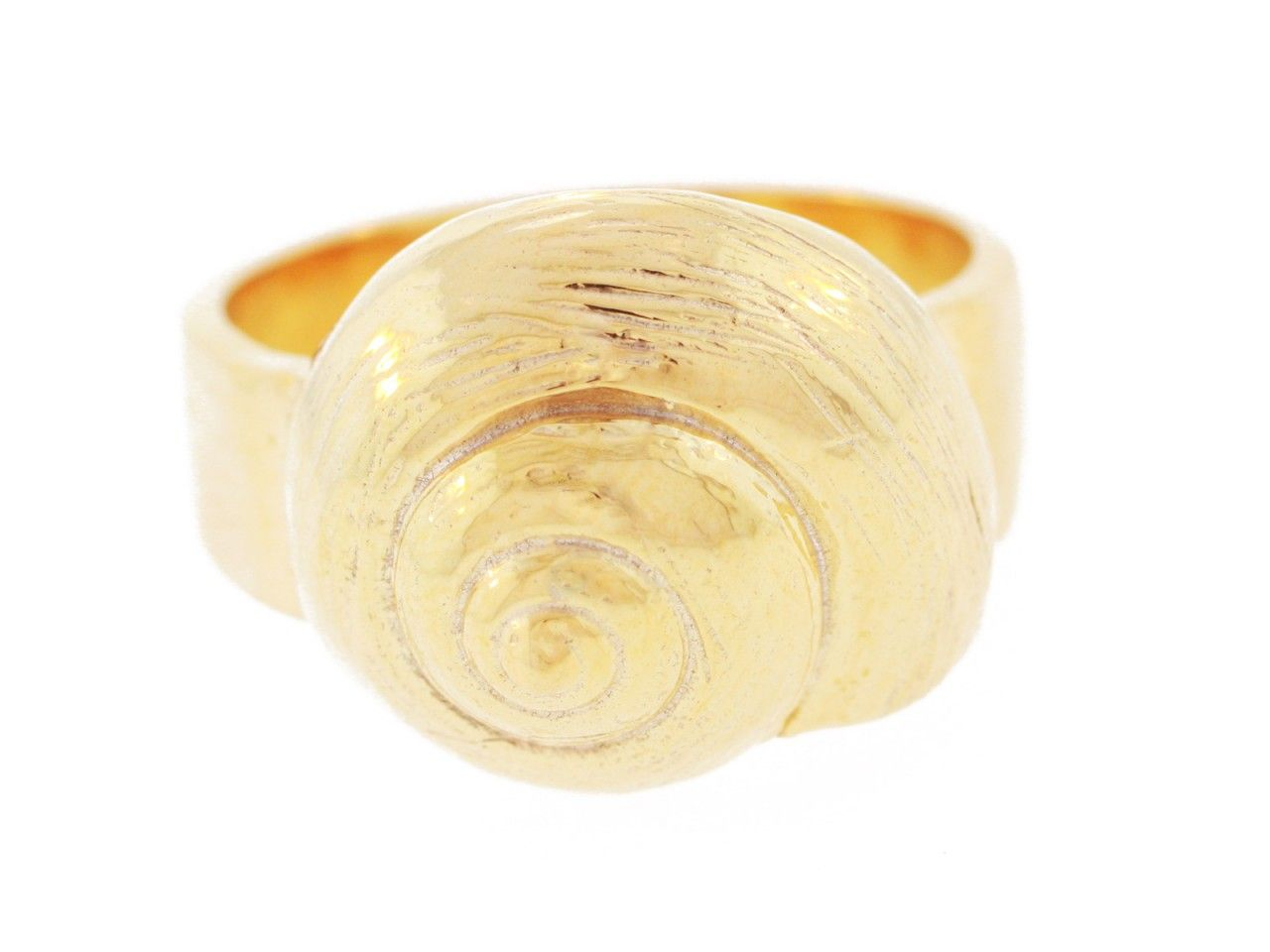 shell ring...perfect for summer