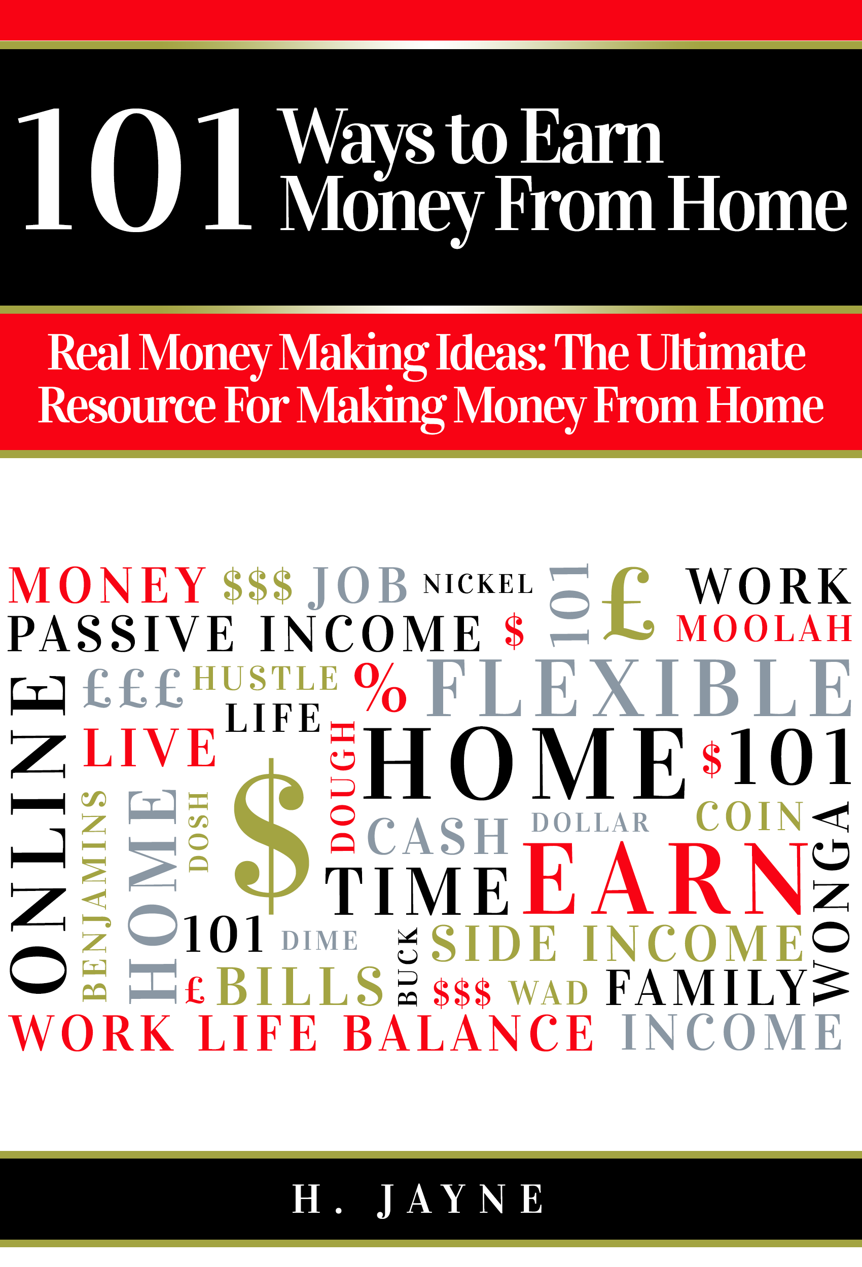 101 Ways to Earn Money From Home - New eBook Launch! | Earn money