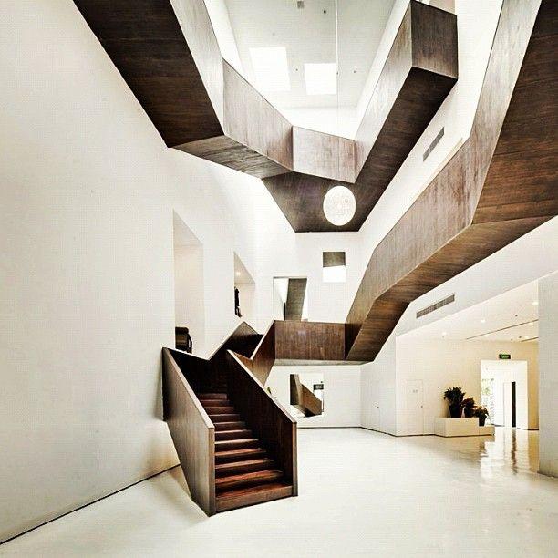 design republic's design collective | neri & hu design & research office | shanghai, china