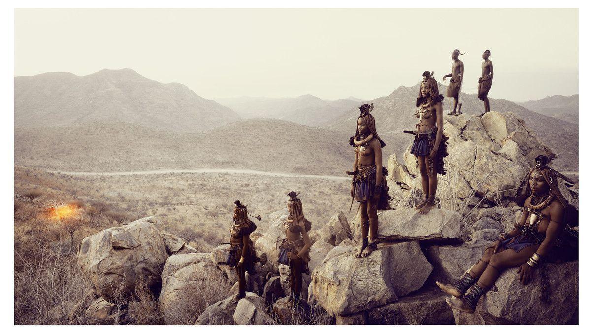 Jimmy Nelson - Photographers - Art Prints - Himba | Michele Filomeno