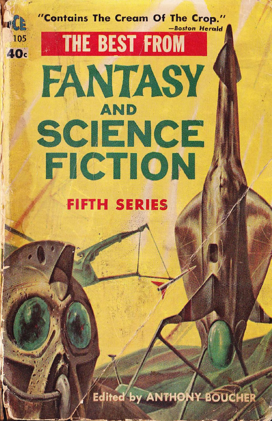 Incredible vintage sf pulp and paperback art in 2020