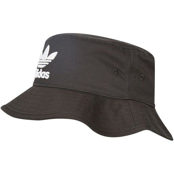 Bucket Hat by Adidas Originals (795 THB) ❤ liked on Polyvore featuring  accessories 71f35be7a85