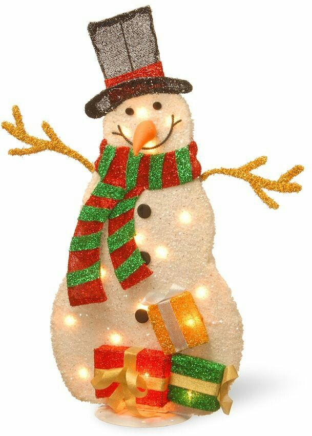 Frosty Can Be Seen At Your House Lightupsnowman Yarddecorati On N Commission Holiday Decor Outdoor Christmas Decorations Yard Outdoor Christmas Decorations