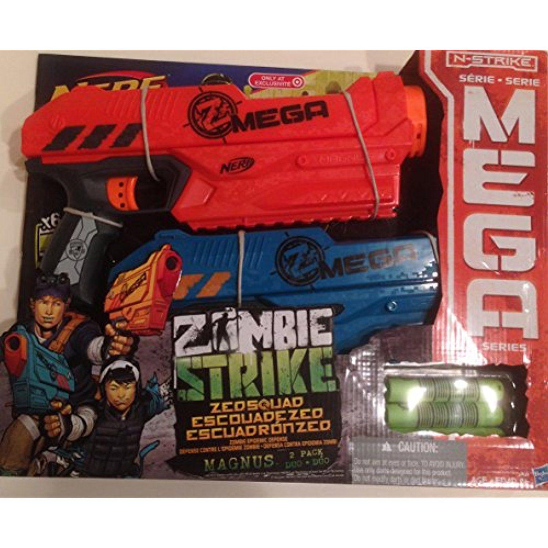 NERF N-Strike Maverick Rev-6 Blaster 2-Pack