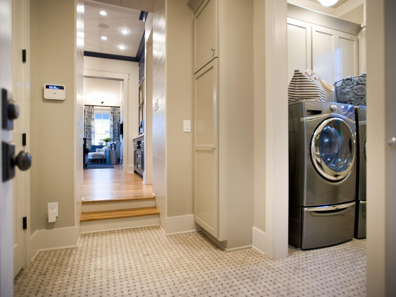 Laundry Room From HGTV Smart Home 2014 Laundry rooms Laundry and