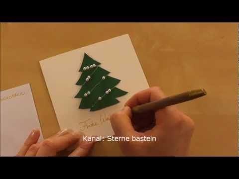 weihnachtskarten basteln weihnachtsgeschenke selber machen geschenkideen diy weihnachten. Black Bedroom Furniture Sets. Home Design Ideas