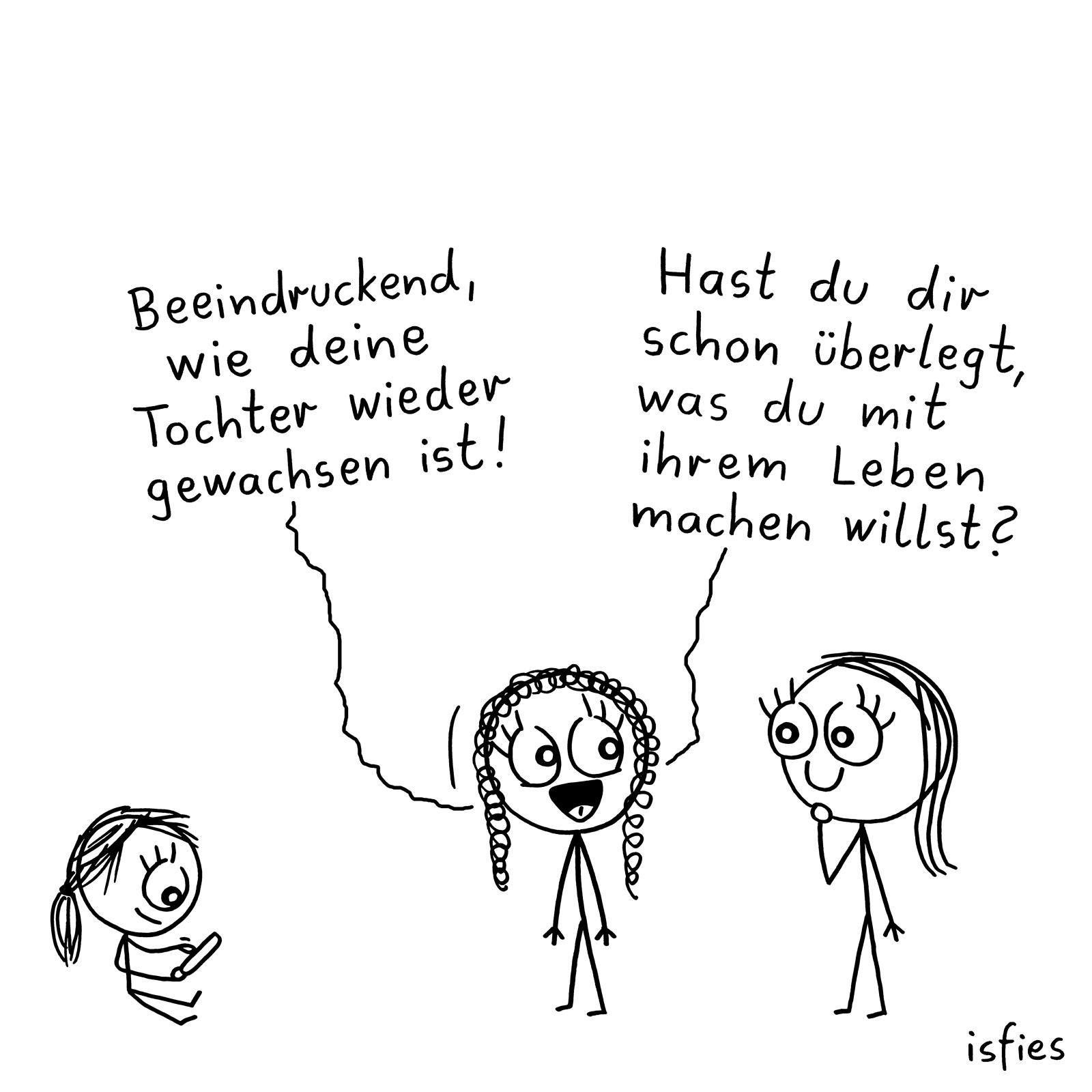 Mutter tochter comic