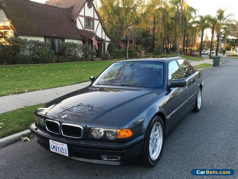 2000 BMW 7-Series Base Sedan 4-Door #bmw #7series #forsale ...