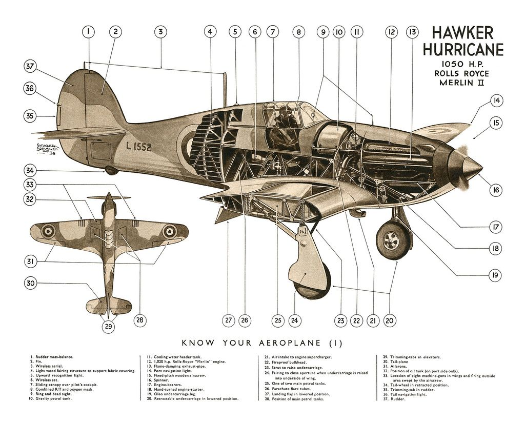 1938 hawker hurricane illustration by totallymystified more hurricane drawing hawker hurricane aircraft design
