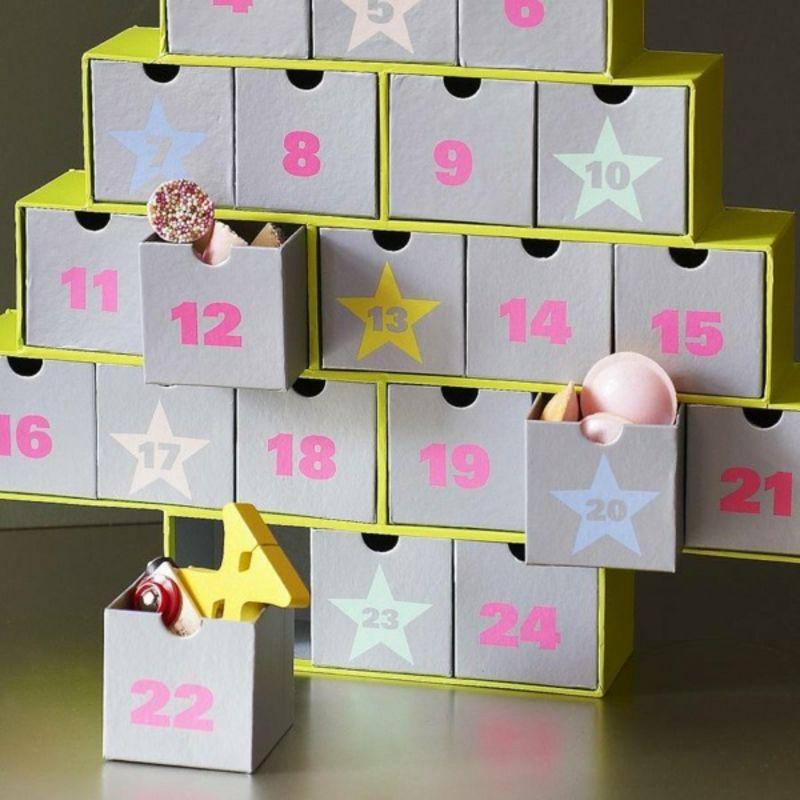 Adventskalender Selber Gestalten Ideen Und Inspirationen Zu Weihnachten