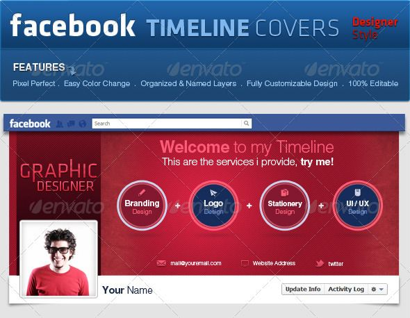 Facebook Covers Pro Style Facebook Timeline Covers Cover Template Timeline Covers