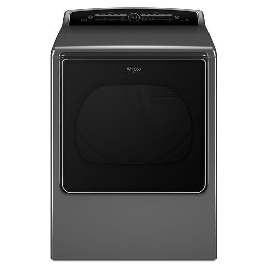 Our Whirlpool Cabrio Dryer makes laundry fun and easy!