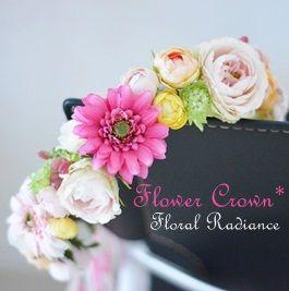 Flower Crown*