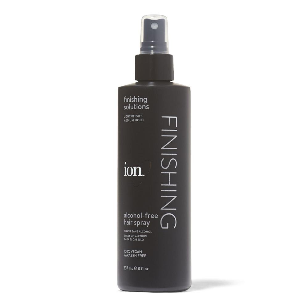 Ion Alcohol Free Hair Spray Hair Sprays Paraben Free Products Free Hair Alcohol Free