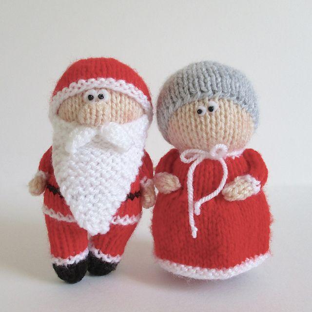 Christmas Dolls pattern by Amanda Berry   Juegos de baño, Navidad y ...