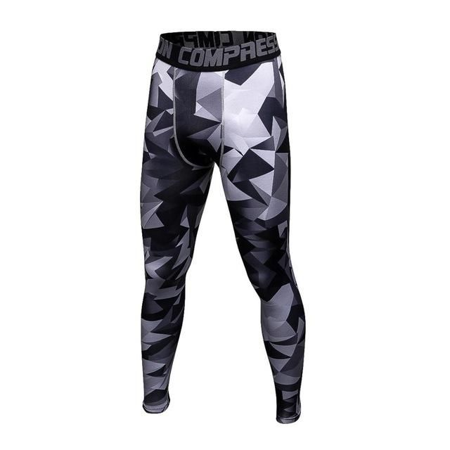 4847eebc8b734 Compression Tights For Mens Sweatpants Fitness Legging Body Pants Male  Leggins Joggers Workout Leggings Streetwear