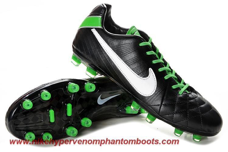 e8716386bb1c Discounts Black-White-Dark Green Nike Tiempo Legend IV Elite FG ...
